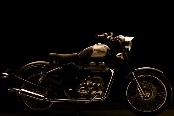 Rent Classic 350cc
