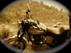 Machismo 500cc for rent in Manali